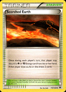 Scorched Earth - 110/124 - Fates Collide - Card Cavern