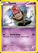 Spoink - 30/124 - Fates Collide - Card Cavern