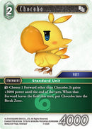 Chocobo - 7-055R - Opus VII - Card Cavern