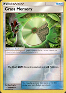 Grass Memory - 143/181 - Team Up - Reverse Holo - Card Cavern