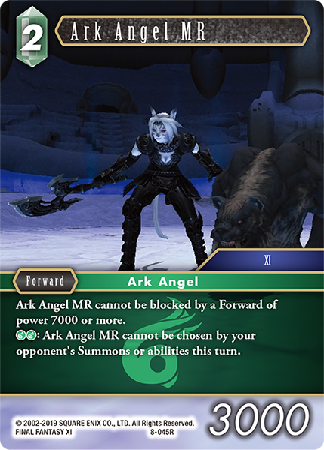 Ark Angel MR - 8-045R - Opus VIII - Card Cavern