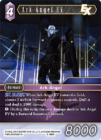 Ark Angel EV - 8-089R - Opus VIII - Card Cavern