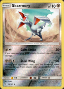 Skarmory - 98/181 - Team Up - Reverse Holo - Card Cavern