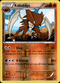 Kabutops - 39/124 - Fates Collide - Reverse Holo - Card Cavern