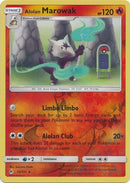 Alolan Marowak - 12/131 - Forbidden Light - Reverse Holo - Card Cavern