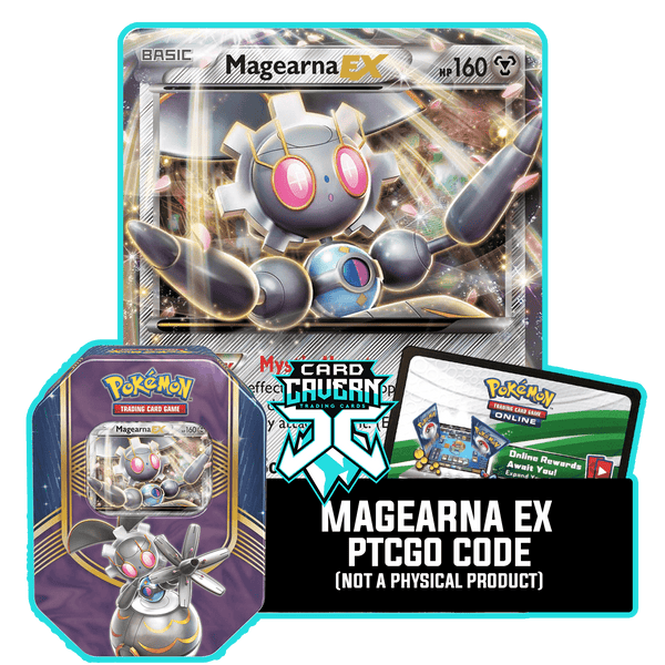 Battle Heart Tin: Magearna EX - Heart's Shield deck - PTCGO Code - Card Cavern