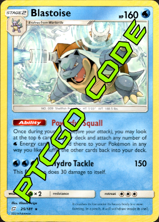 Torrential Cannon Theme Deck - Team Up - PTCGO Code - Card Cavern