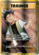 Brock's Grit Full Art - 107/108 - Evolutions - Card Cavern