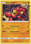 Buzzwole - 77/131 - Forbidden Light - Card Cavern