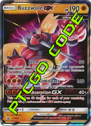Ultra Beasts Buzzwole and Xurkitree GX - Promos - PTCGO Code - Card Cavern