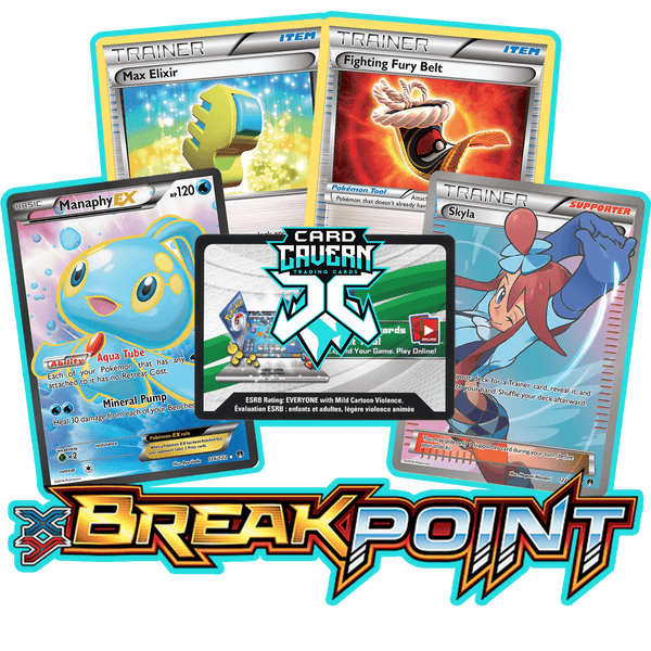 BREAKpoint PTCGO Code - Card Cavern