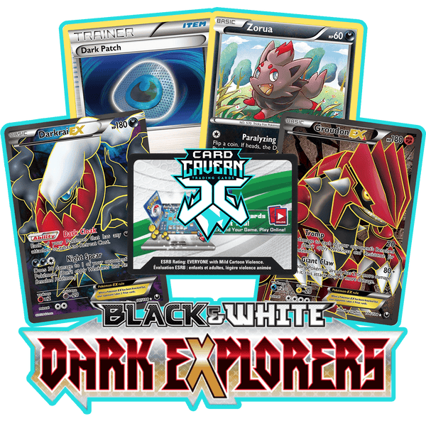 Dark Explorers PTCGO Code - Card Cavern