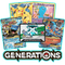Generations - 2 packs - PTCGO Code - Card Cavern