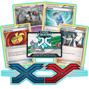 XY Base PTCGO Code - Card Cavern