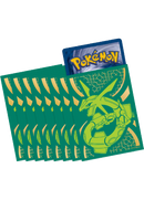 Celestial Storm ETB - Rayquaza - Sleeves and Deck Box PTCGO Code - Card Cavern