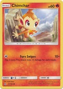 Chimchar - 21/156 - Ultra Prism - Card Cavern