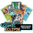 Cosmic Eclipse Prerelease Kit - 1 of 4 promos - PTCGO Code - Card Cavern