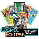 Cosmic Eclipse Prerelease Kit - 1 of 4 promos - PTCGO Code - Pokemon TCG Online Code - Card Cavern