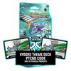 Kyogre Theme Deck - Cosmic Eclipse - PTCGO Code