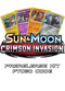 Crimson Invasion Prerelease Kit - 1 of 4 promos - PTCGO Code - Card Cavern