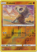 Cubone - 57/131 - Forbidden Light - Reverse Holo - Card Cavern