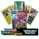 Darkness Ablaze Prerelease Kit - 1 of 4 promos - PTCGO Code - Card Cavern