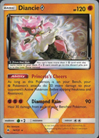 Diancie Prism Star - 74/161 - 2018 World Championship