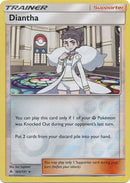 Diantha - 105/131 - Forbidden Light - Reverse Holo - Card Cavern