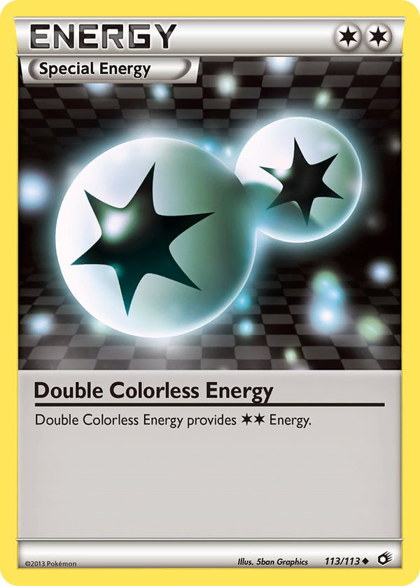 Double Colorless Energy - 113/113 - Legendary Treasures - Card Cavern