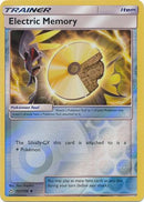 Electric Memory - 121/156 - Ultra Prism - Reverse Holo - Card Cavern