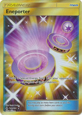 Eneporter Secret Rare- 142/131 - Forbidden Light - Card Cavern