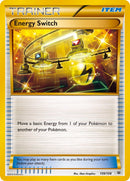 Energy Switch Secret Rare - 109/108 - Roaring Skies - Card Cavern