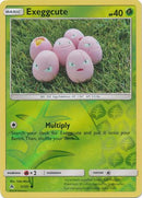 Exeggcute - 1/131 - Forbidden Light - Reverse Holo - Card Cavern