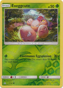 Exeggcute - 1/156 - Ultra Prism - Reverse Holo - Card Cavern