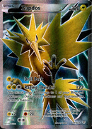 Zapdos Full Art - 29/83 - Generations - Card Cavern