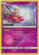 Flabebe - 83/131 - Forbidden Light - Reverse Holo - Card Cavern