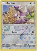 Furfrou - 99/131 - Forbidden Light - Reverse Holo - Card Cavern