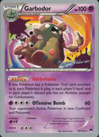 Garbodor - 57/122 - 2018 World Championship