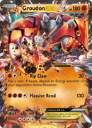 Groudon EX - 85/160 - Primal Clash - Card Cavern