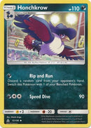 Honchkrow - 72/156 - Ultra Prism - Card Cavern