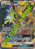Jolteon GX Special Collection - Promos - PTCGO Code