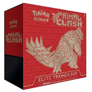 Primal Clash ETB - Primal Groudon - Sleeves and Deck Box - PTCGO Code - Card Cavern