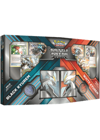Battle Arena Decks: Black Kyurem vs White Kyurem PTCGO Code - Card Cavern