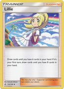 Lillie - 125/156 - Ultra Prism - Card Cavern
