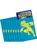 Lost Thunder ETB - Zeraora - Sleeves and Deck Box PTCGO Code - Card Cavern