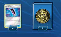 Lost Thunder Season 2 - Lost Blender and Coin - PTCGO Code