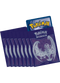 Sun and Moon ETB - Moon - Lunala Sleeves and Deck Box - PTCGO Code - Card Cavern