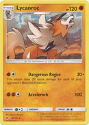 Lycanroc - 76/131 - Forbidden Light - Card Cavern