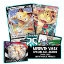 Meowth VMax Special Collection PTCGO Code - Card Cavern