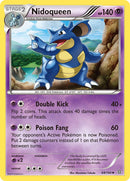 Nidoqueen - 68/160 - Primal Clash - Card Cavern